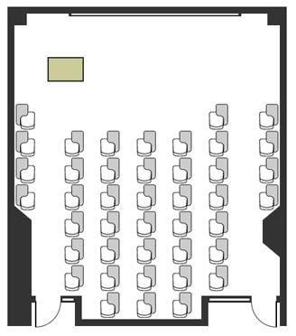SSPA 1165 - Layout