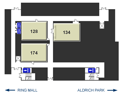 Steinhaus Hall - Layout