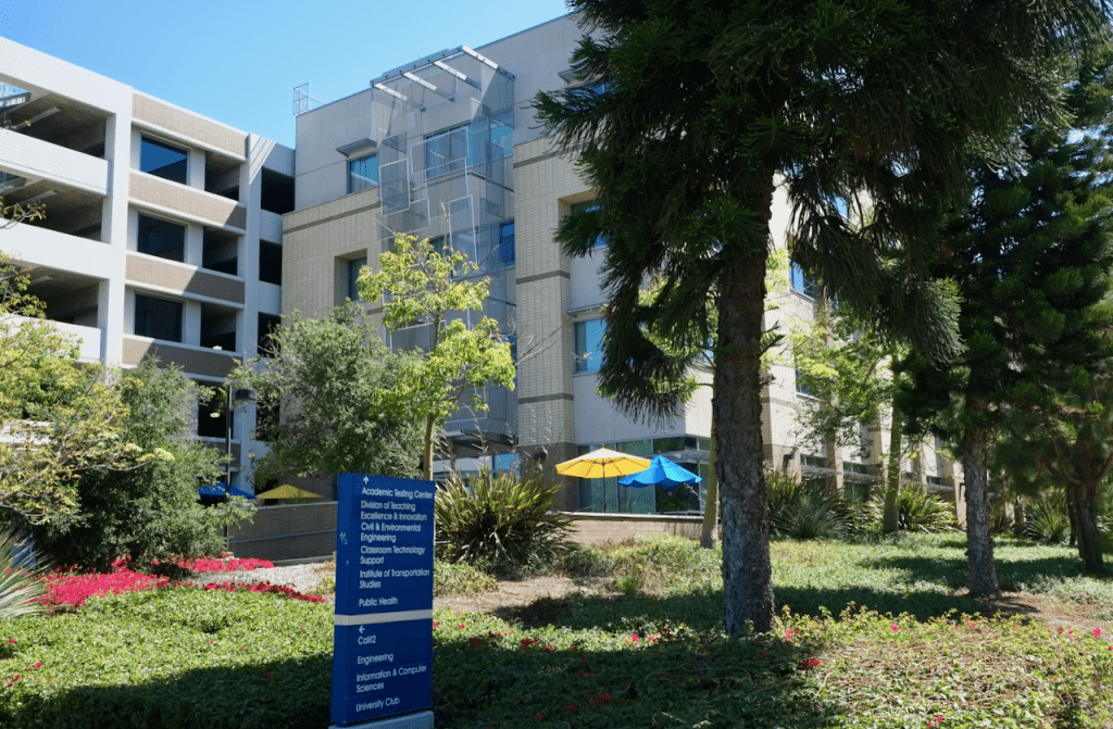 Anteater Instruction & Research Building - Exterior