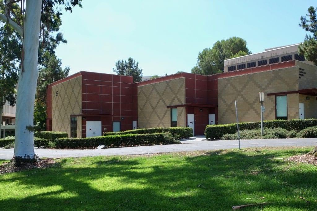 Parkview Classroom Building - Exterior