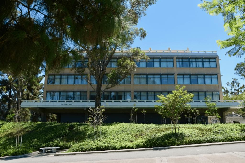 Steinhaus Hall - Exterior