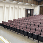 Social Science Hall - Stage view
