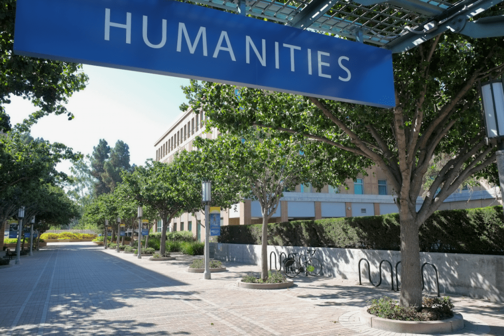 Humanities Gateway - Exterior