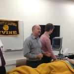 Teleultrasound Session: UCIrvine Team Presenting to UNE Australia