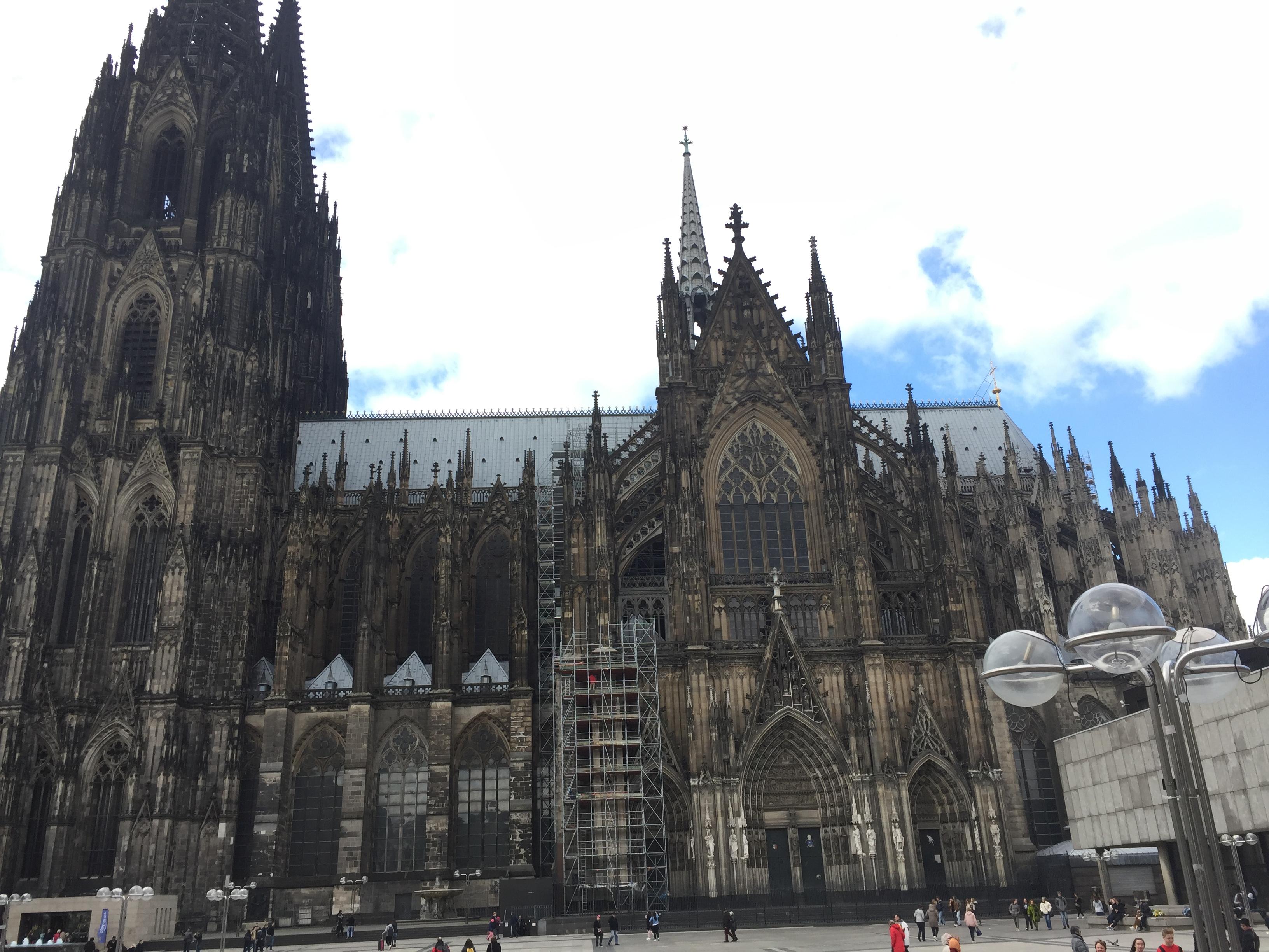 Western Germany (Deutschland) 4-19-17