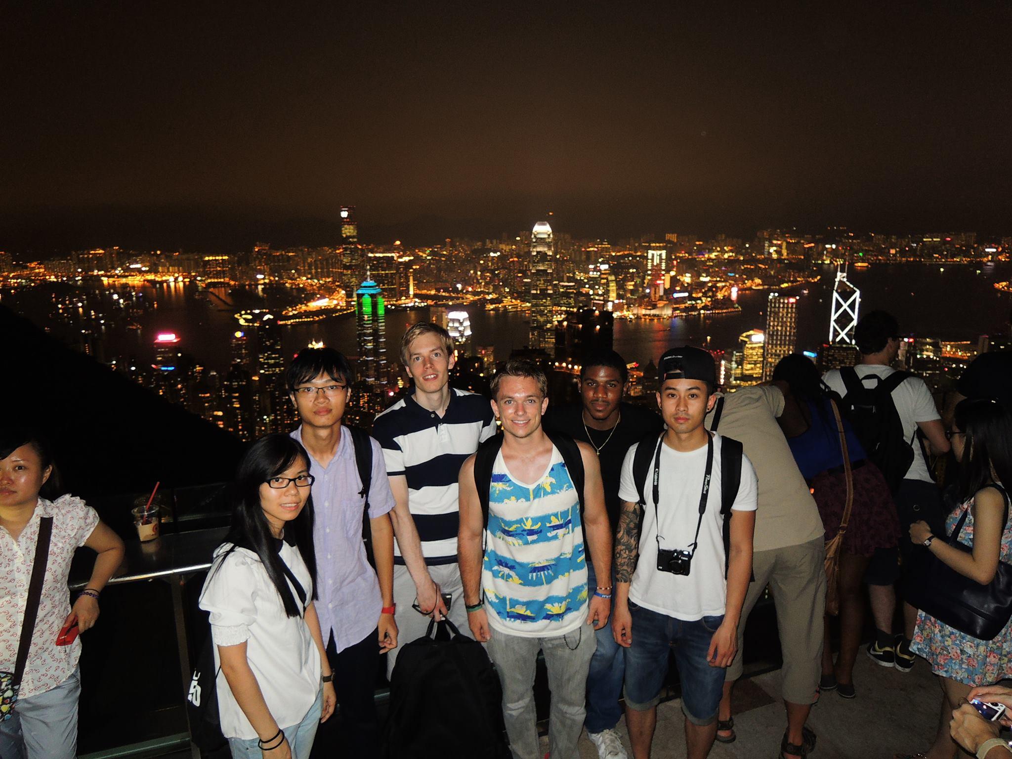 Hong Kong 08-08-2013