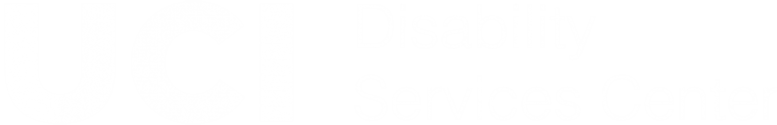 UCI Disability Services Center