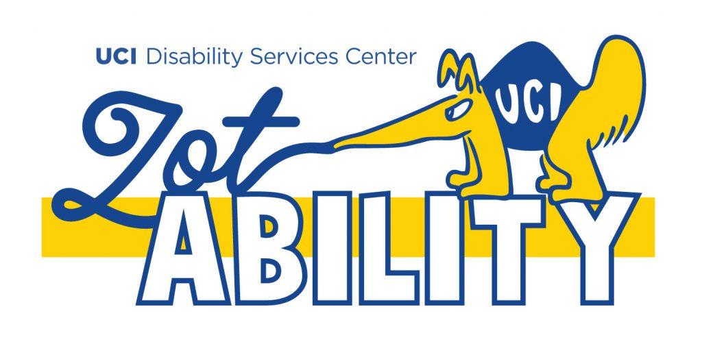 ZotAbility Logo