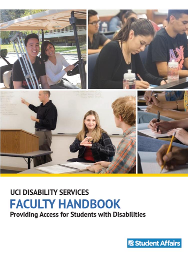 DSC Faculty Handbook
