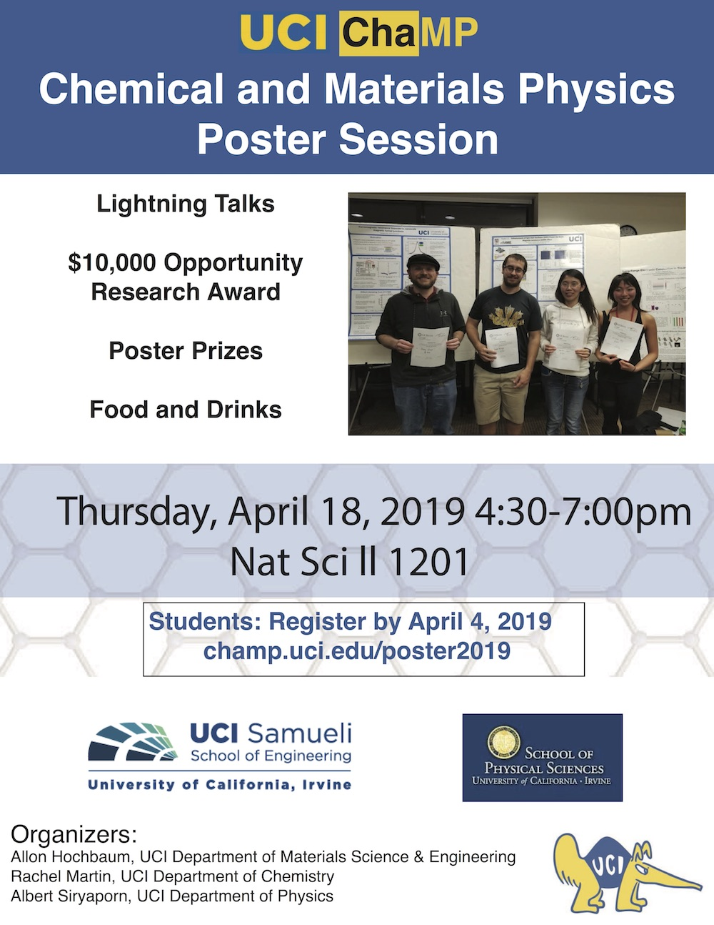 2019 ChaMP poster session