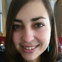 Alexandra Perebikovsky gives her PhD defense