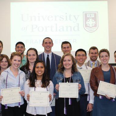 Leader Certificate Program Awards