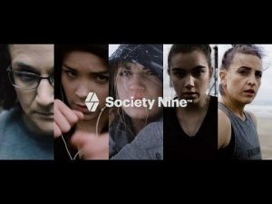 Society Nine - Photo credit Ill Gander
