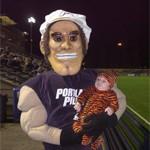 UP Mascot Wally Pilot