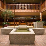 baptismal_font_at_the_university_of_portland