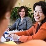 University of Portland Nursing Department Promotion Images