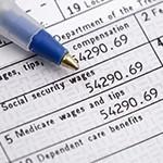 w2 tax form