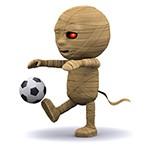 mummy soccer