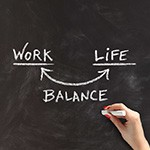 work life balance DT