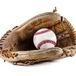 baseball mitt DT