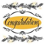 congratulations DT