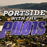 """Watch """"Portside with the Pilots"""" This Wednesday"""