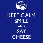 Time To Say Cheese, Please