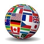 International Week Globe