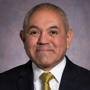 Congratulations to Dr. Herbert Medina, Provost-Elect!