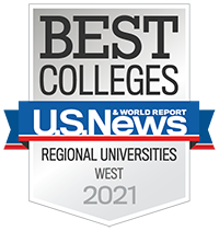 US News & World Report: UP Ranked No. 2 In West