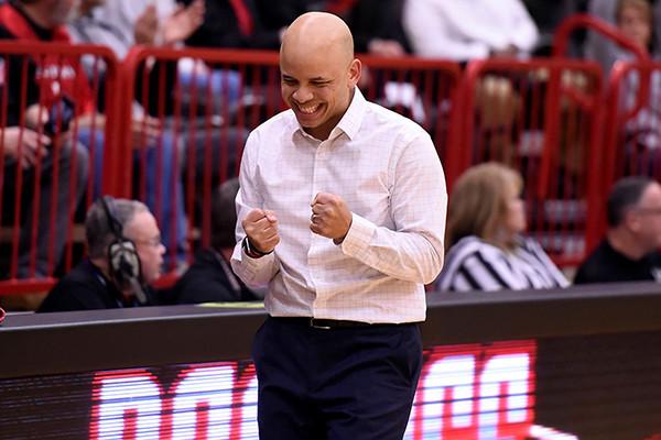 New Men's Basketball Coach: Shantay Legans