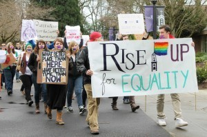 Students Marching for Equality