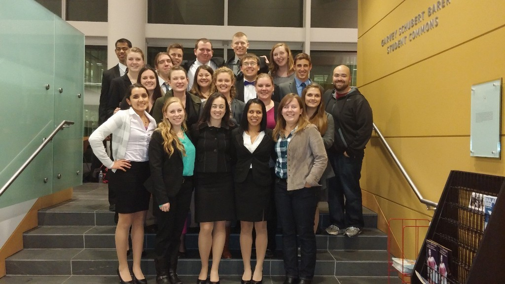 University of Portland Mock Trial Team 2013