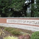 University_of_Portland_entrance_sign