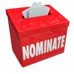 Kay Toran Award Nominations (DUE 2/5/17)