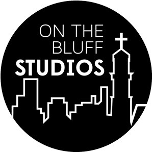 On the Bluff Studios Round Logo