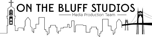 On the Bluff Studios Skyline Logo