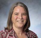 headshot of Spanish professor Lora Looney