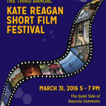 The Tech behind the Kate Regan Short Film Festival