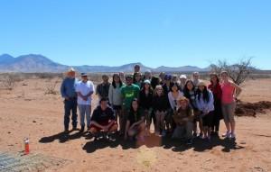 2014 group in desert
