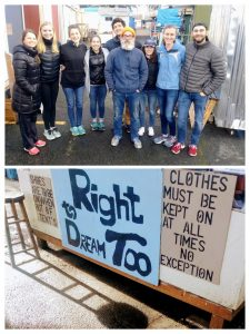 tour of Right 2 Dream Too camp