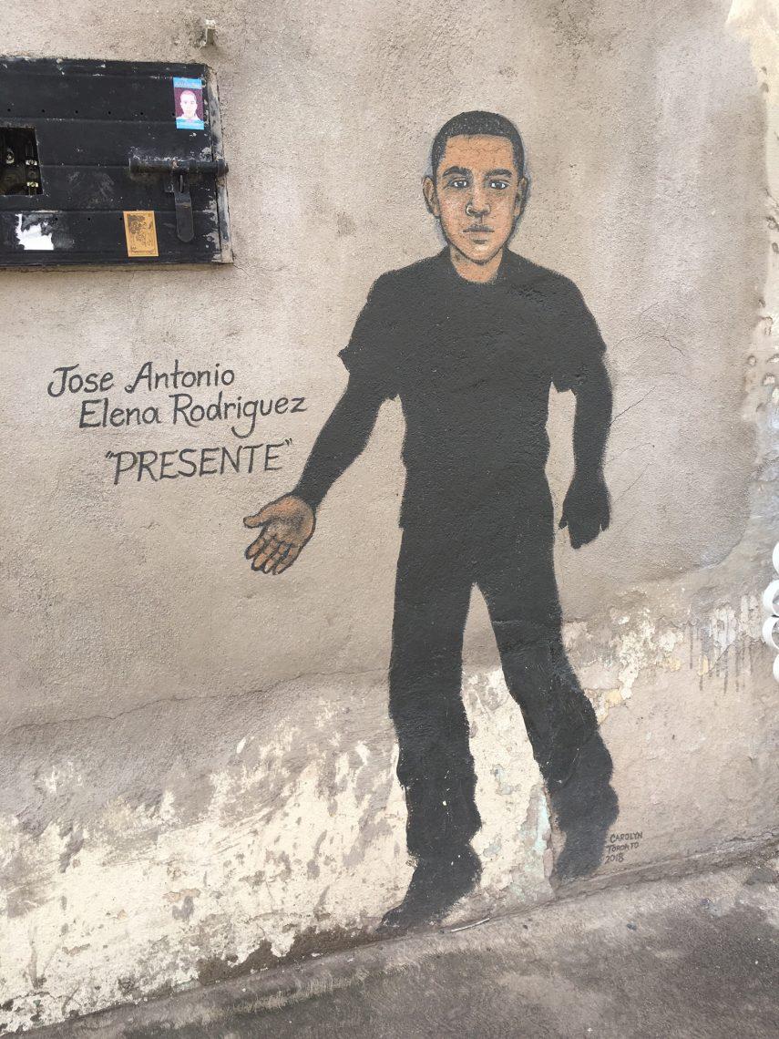 Jose Antonio Mural
