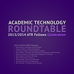 2013/14 ATR Projects and Celebration