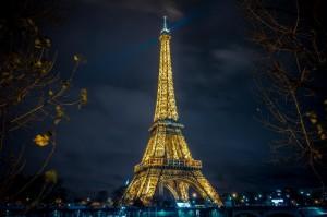 Paris- Eiffel Tower