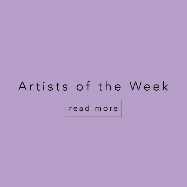 artists-of-the-week
