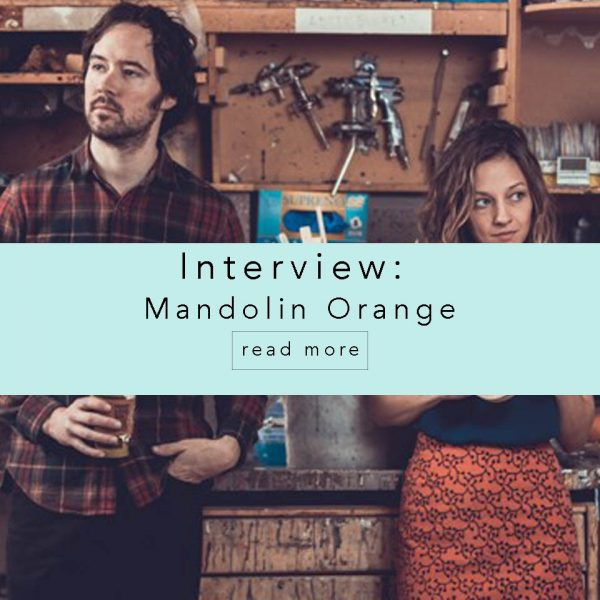 Interview-Mandolin Orange