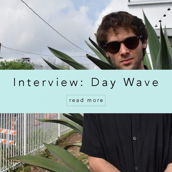 Day Wave Interview