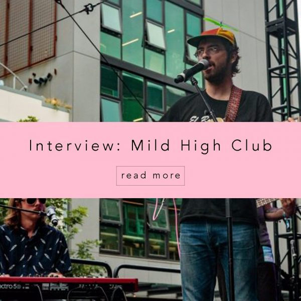 Mild High Club Interview