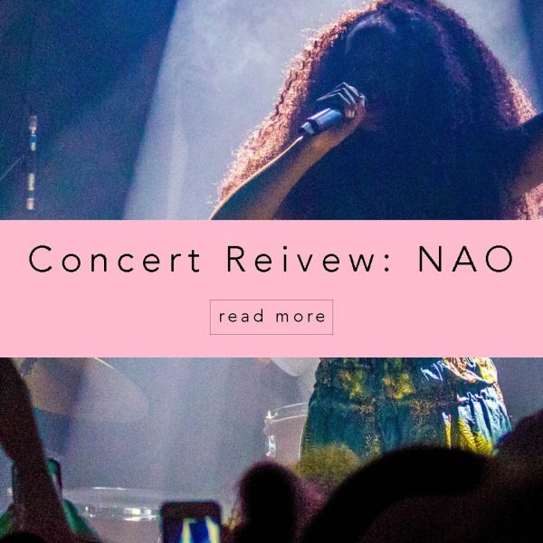 Concert Review: NAO