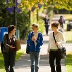 students conversation